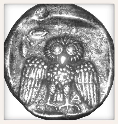 Ancient Coins Athena Turkey