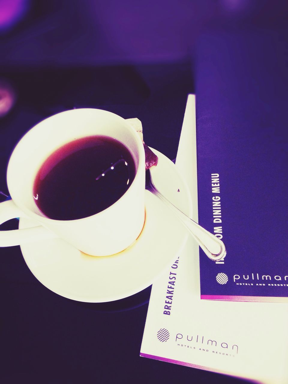 drink, coffee cup, text, coffee - drink, refreshment, indoors, paper, close-up, no people, day