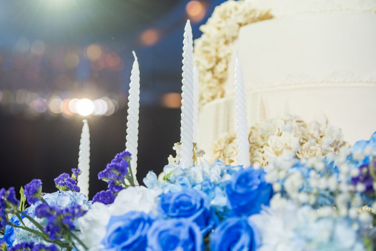 celebration, candle, no people, close-up, indoors, flower, life events, freshness, day