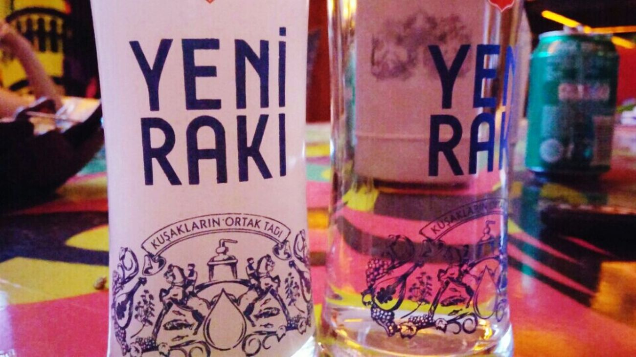 Turkish Raki Friends