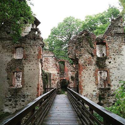 Burgruine Landskron Abandoned
