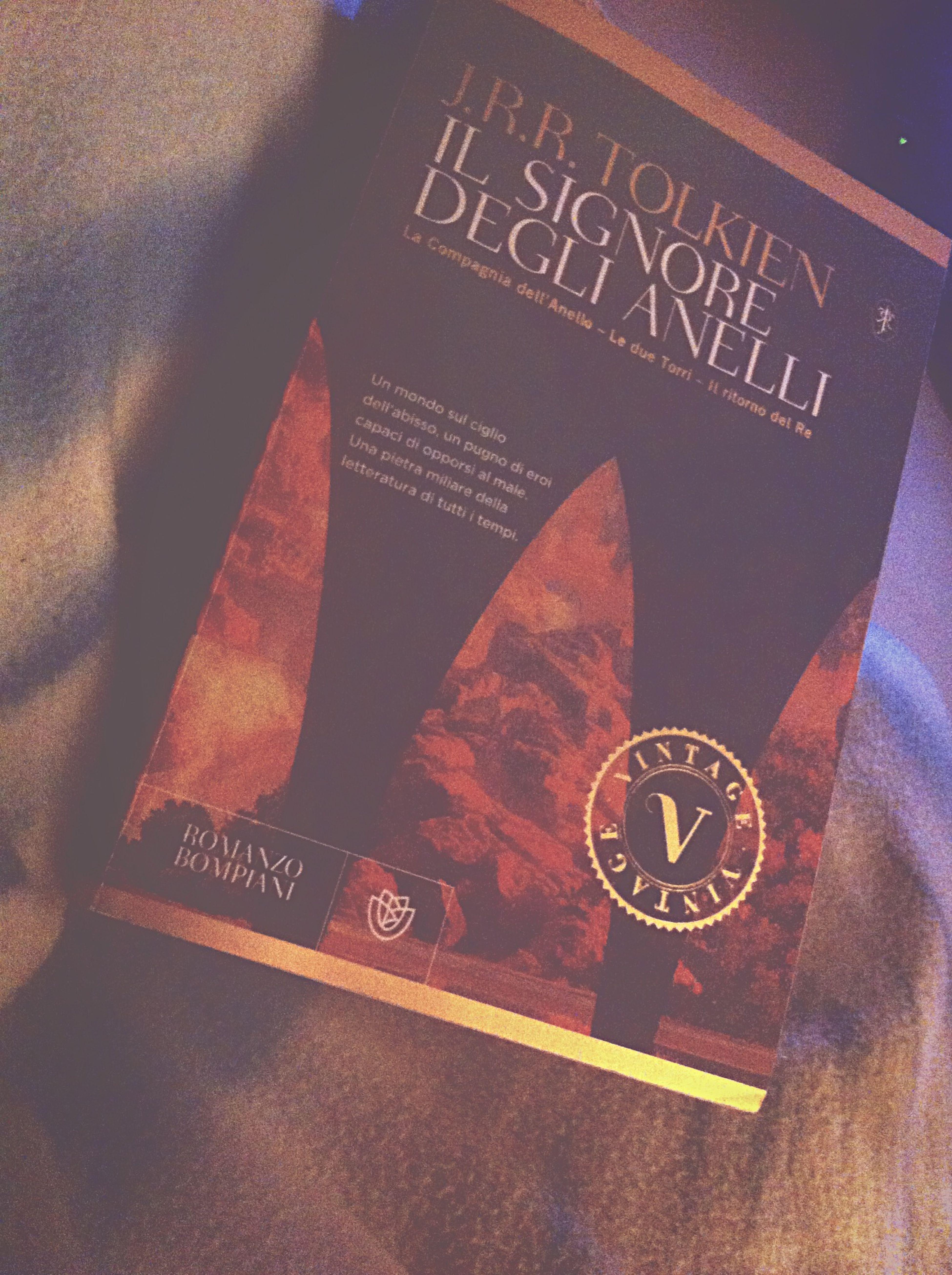 - Il Signore Degli Anelli Book I Love This Book I Love My Book I Love My Book Anello Libro Fantastico