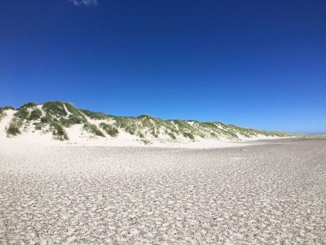 No Filter, No Edit, Just Photography Blue Sky Sun Sand Dune Sommergefühle
