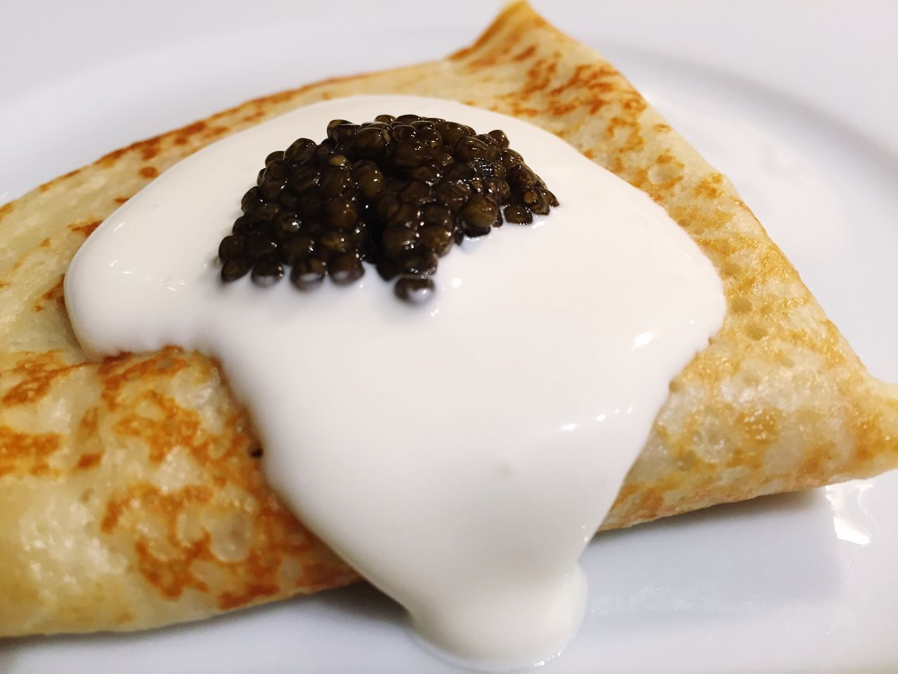 Blinis Caviar EyeEm Selects Food And Drink Food Plate Ready-to-eat Freshness Indulgence Close-up Temptation No People
