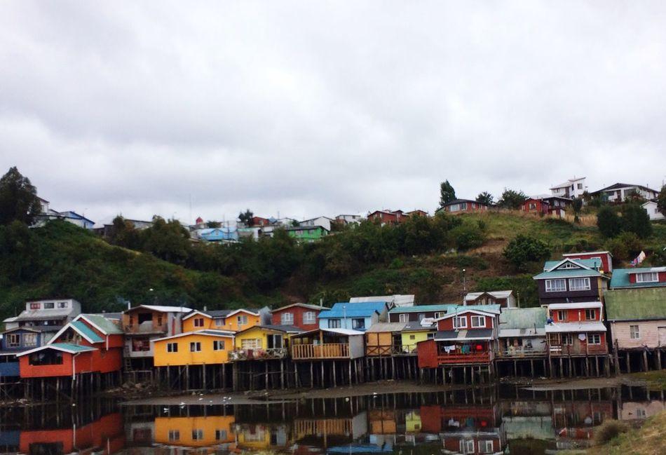 Chile♥ sur Chiloeisland Hello World Beautiful Place