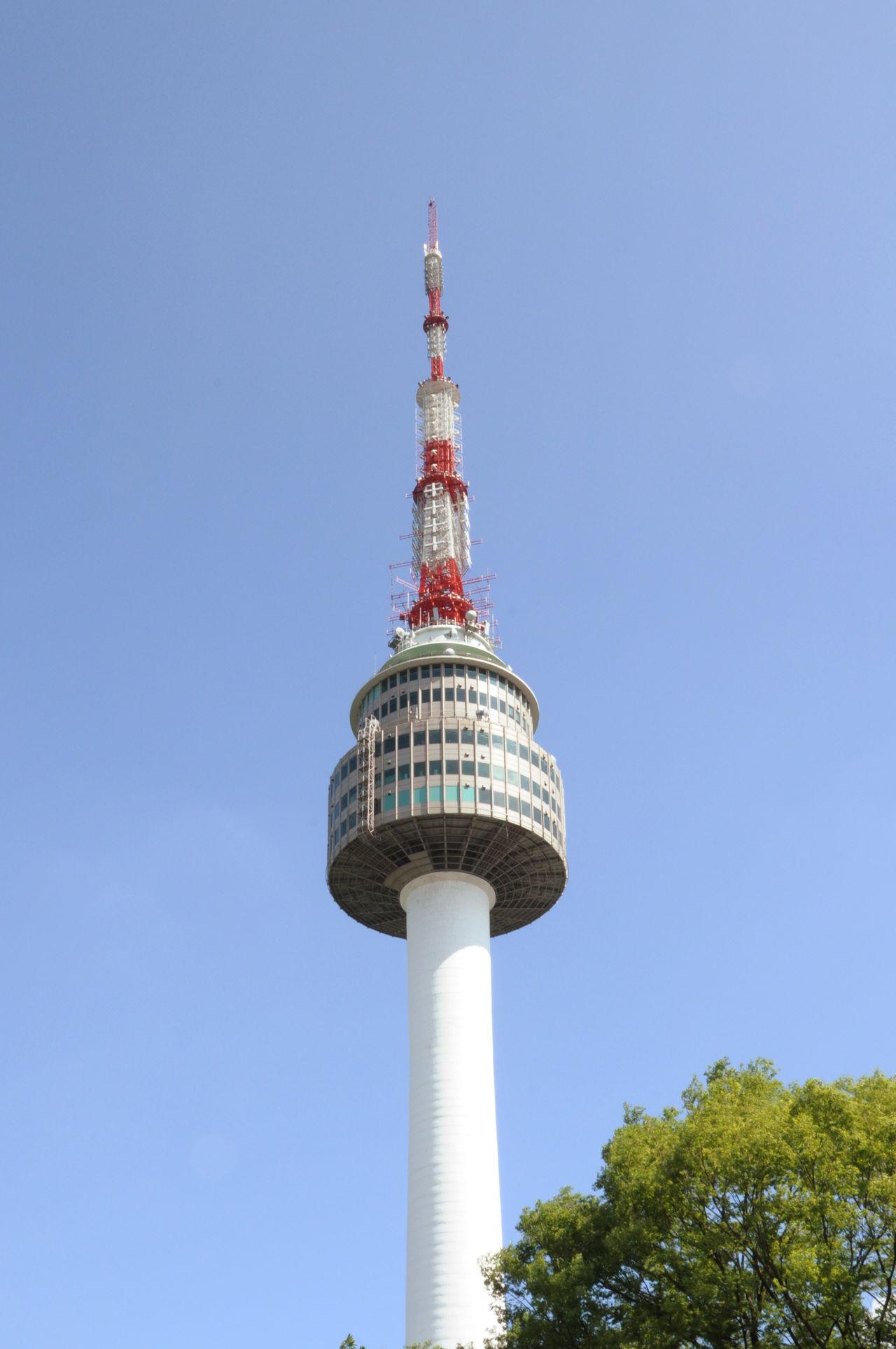 N Seoul Tower Namsan Tower Eyeem