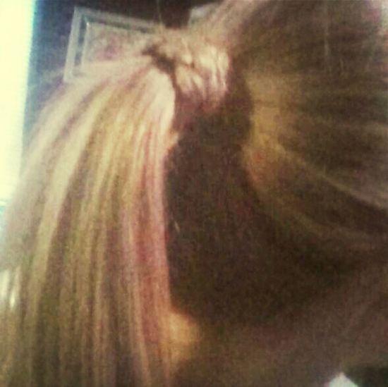 braided base ponytailll