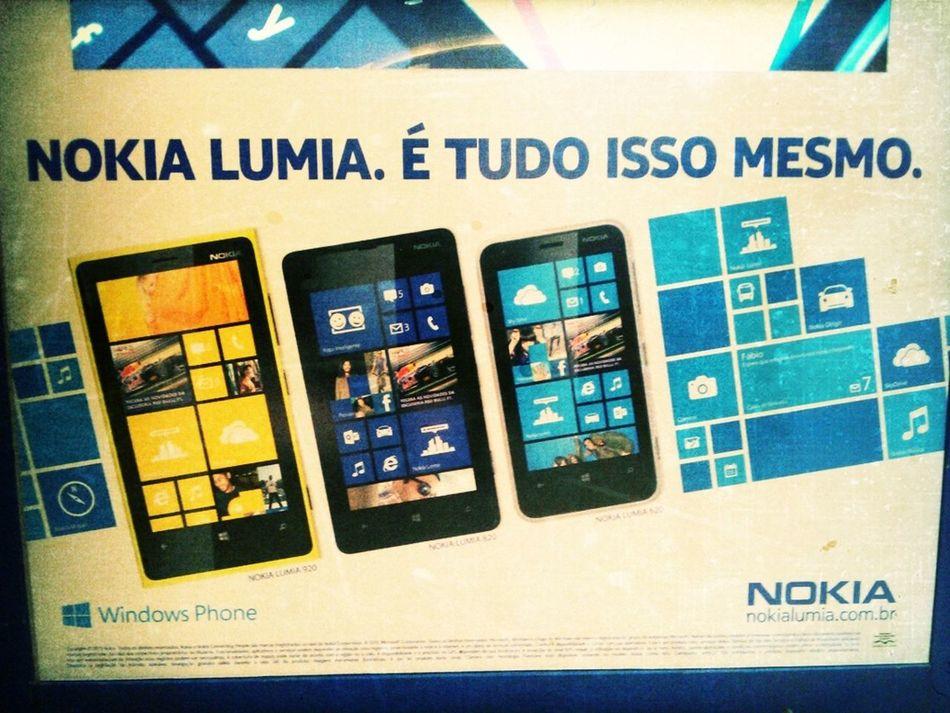 Nokia Lumia. É Tudo Isso Mesmo.