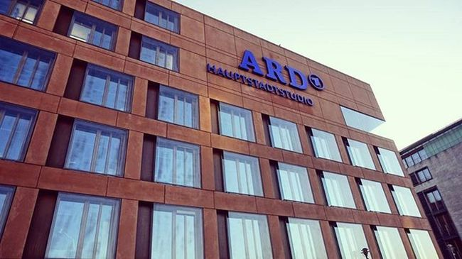 ARD Hauptstadtstudio in Berlin Ardhauptstadtstudio Berlin Sonyalpha5000 Happy NiceWeek