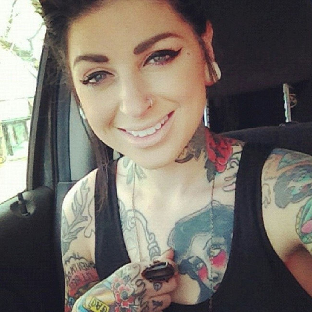 Ashley Bennett former contestant on ink master ?? Womancrushwednesday WCW Ashleybennett Womenwithtattoos inkmaster