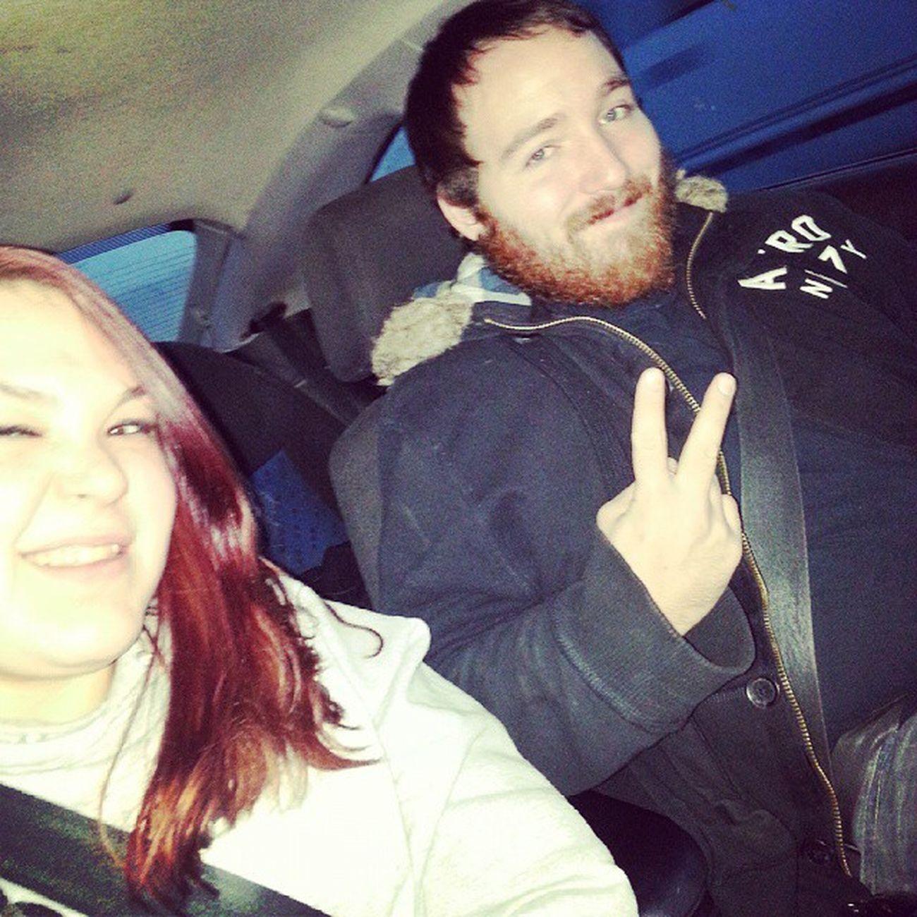 Adventures and good memories with the best friend <3 Spokane & Yelawolf bound. Mybestfriendisbetterthanyours Alwaysthereforme Lovehimtothemoonandback