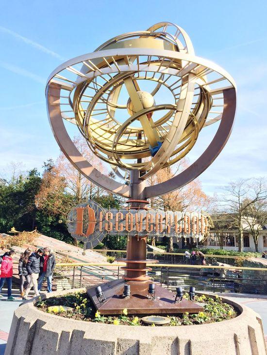 Disneyland Paris devant Spacemountain 2015  Soleil Summer First Eyeem Photo