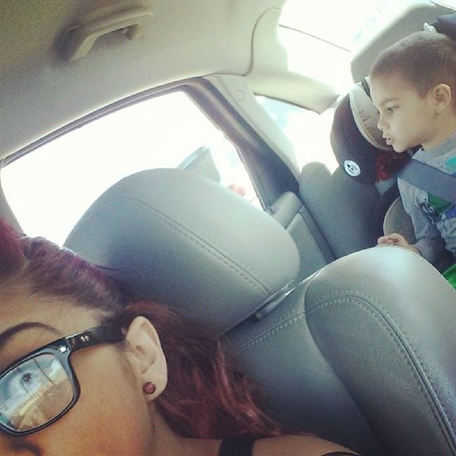 My baby lol. Mommy son errands day. Mommyandson Jazzyfresh Sora  MyBOO hemakesmelaugh ilovehim
