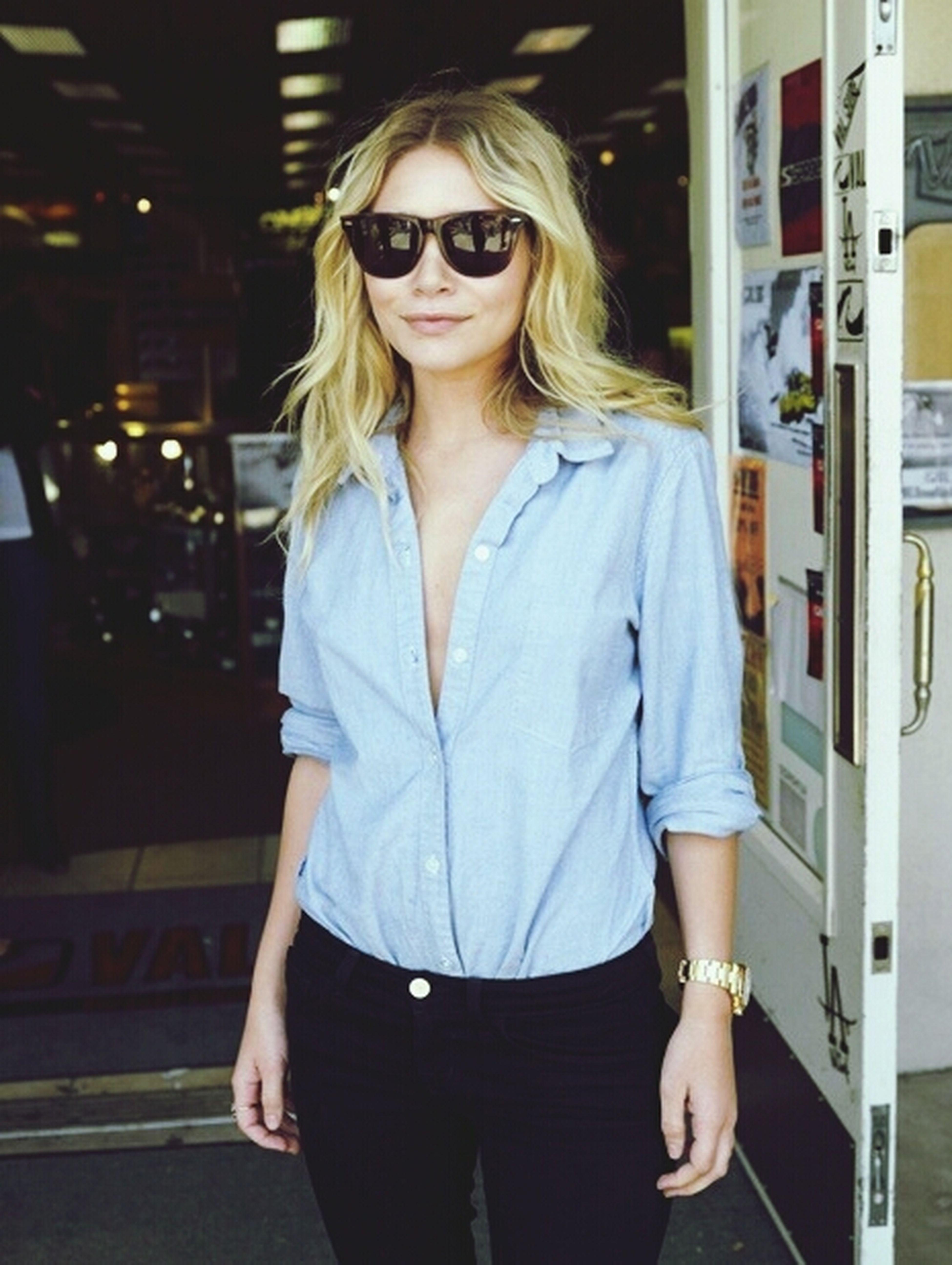 Ashley Olsen Style Fashion I'll Copy That