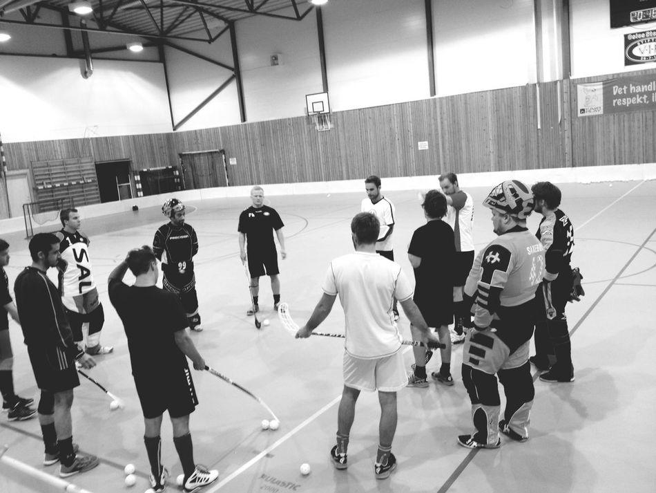 Floorball Innebandy Salibandy Vålerenga