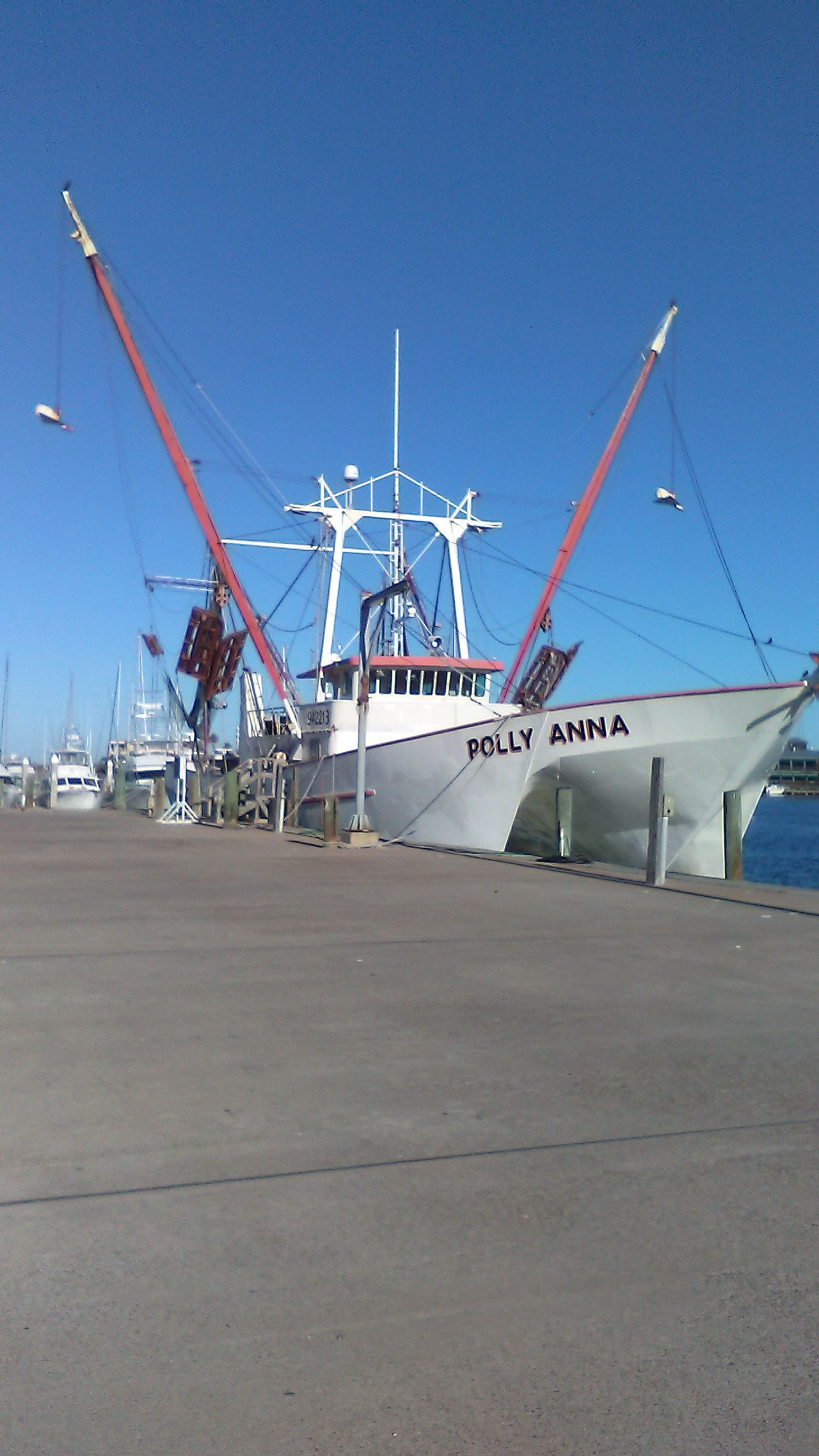 Taking Photos Things I Saw Today Port Aransas Texas Cellphone Photography Salty Air Taking A Stroll Shrimp Nets Boat Dock Open Edit Texas Skies