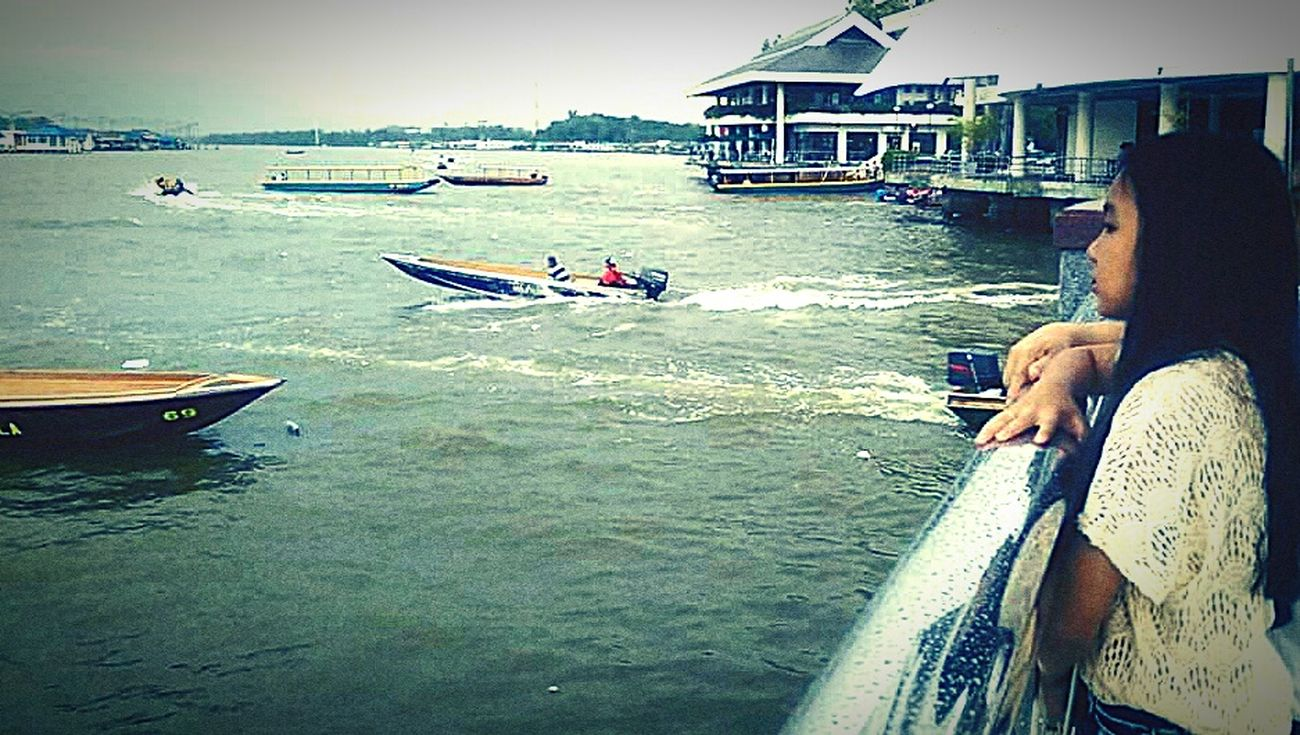 Travel Photography Hello World Watertaxis Floatingvillage Eye4photography  Taking Photos EyeEm Check This Out Kampong Ayer