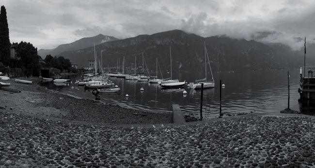 Lake Panoramic Panoramic Photography Shades Of Grey
