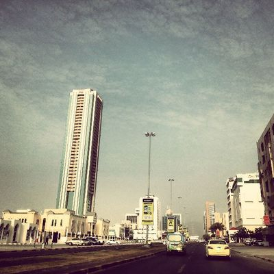 Fujairah Tower