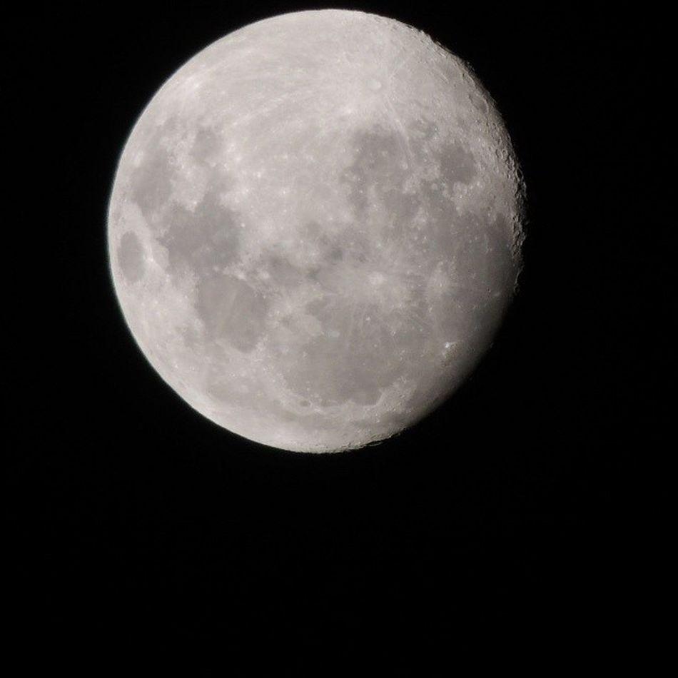 A full moon on its way P510 Petes2506 Moon Sky Stars Ig_captures