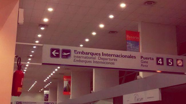 Vuelo Viaje Aeropuerto De Rosario Islas Malvinas ✈😱 Intercambio Estudiantil Mefui 😝 Viajar Renovar El Alma Limpiar La Mente 💗 🎈👻