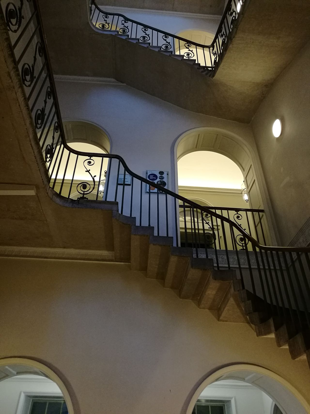 Railing Staircase Steps And Staircases Architecture Somerset House