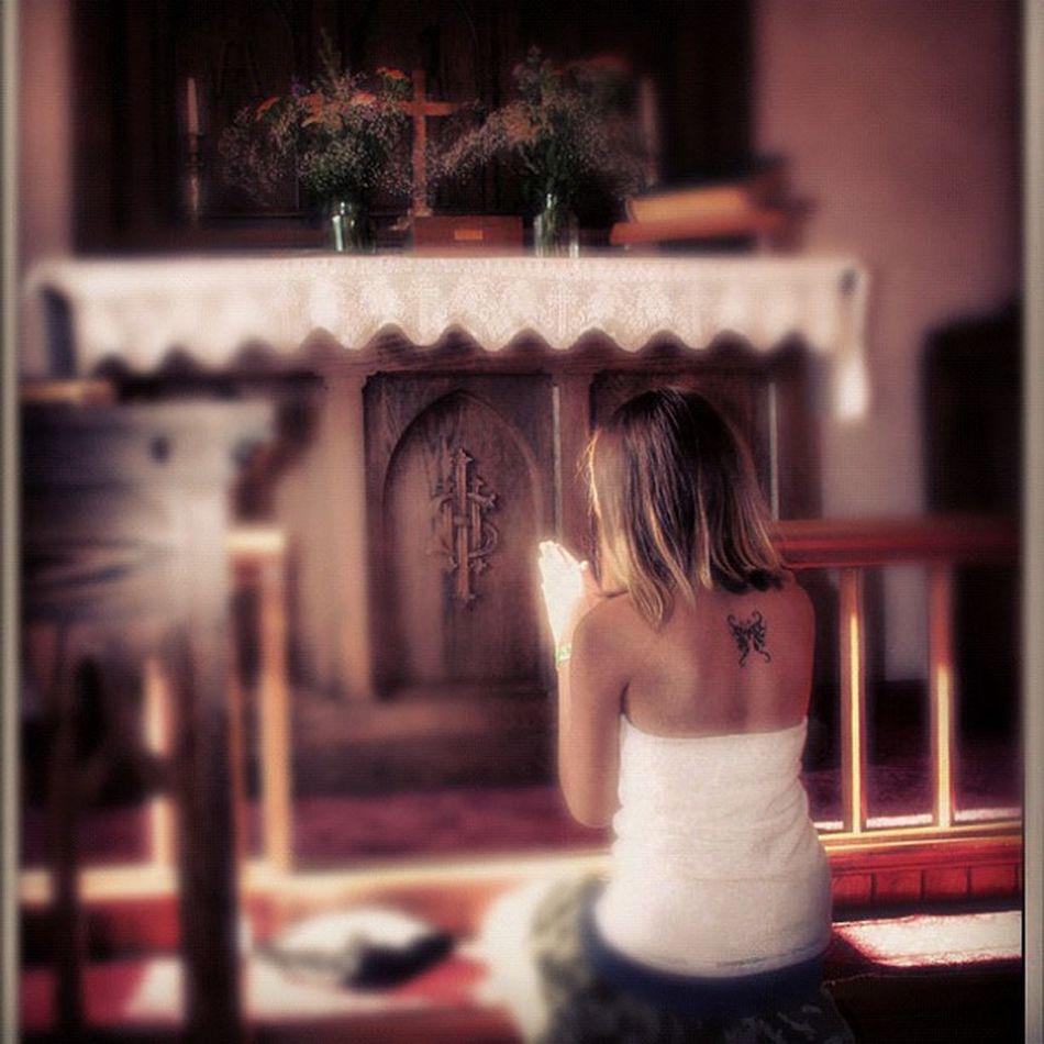 Saskatchewan Melfort Church Pray Daughter Angel