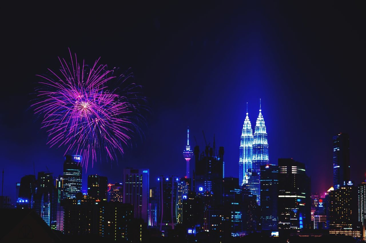 Beautiful stock photos of fireworks, Architecture, Arts Culture And Entertainment, Building Exterior, Built Structure