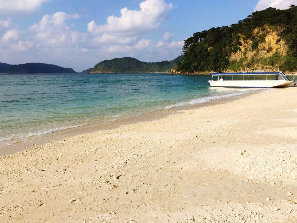 西表島の隠れビーチ Ocean_collection Ocean Photography Ocean Naturephotography Scenely Bluesky Nature Blue Iriomotejima Iriomote Island Okinawa Iphone 6 Sea And Sky Beachphotography Beach Beach Time Beachside