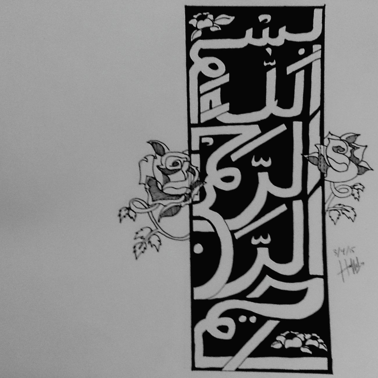 Typography Typographyindonesia Calligraphy Kaligrafi