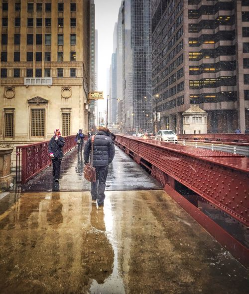 Two Weeks Ago 🌨 Rainy And Cold now Sunny And Warm ☀ Chicago Pictureoftheday Picoftheday Insta Chicago EyeEm Best Shots EyeEm Gallery Eyeemchicago Eyeemurbanshot Eyeemurban Chicago Architecture Instagram Chicago Love This City ❤ Reflections