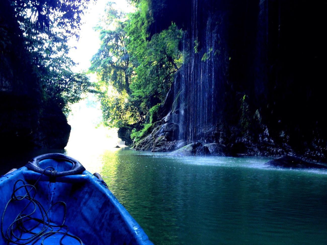 Green canyon Cijulang Pangandaran Indonesia Greencanyon  Cijulangriver Travel Destinations Tranquility Travel Photography