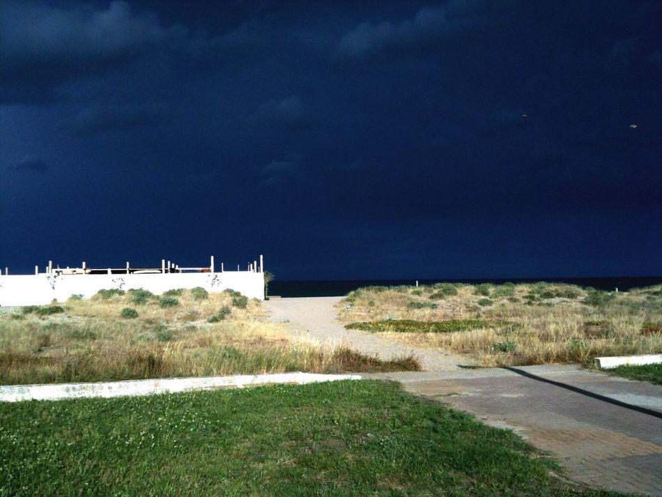 Beauty In Nature Ocean Tranquil Scene Summer Views Contrast Mediterranean Sea Light Beach Horizon Over Water