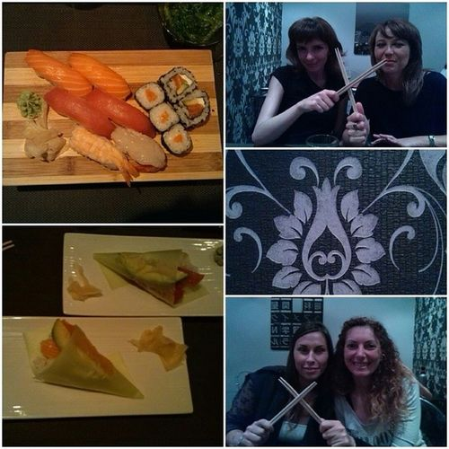 Japan Dinner at shis with da Girlz Friends