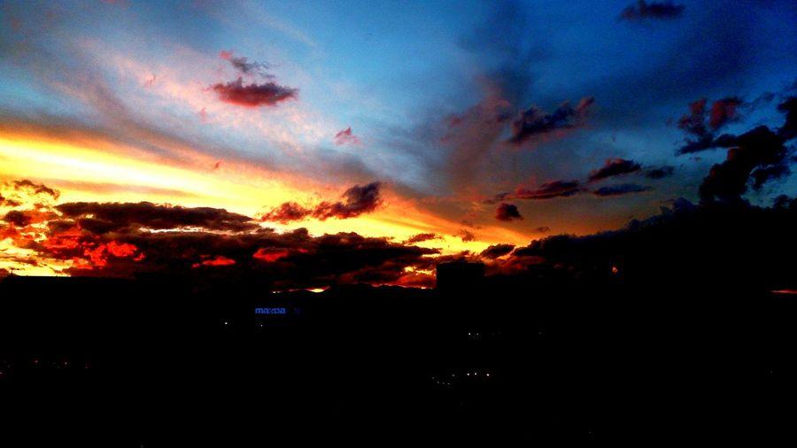 Urban 4 Filter Sunset México Distrito Federal