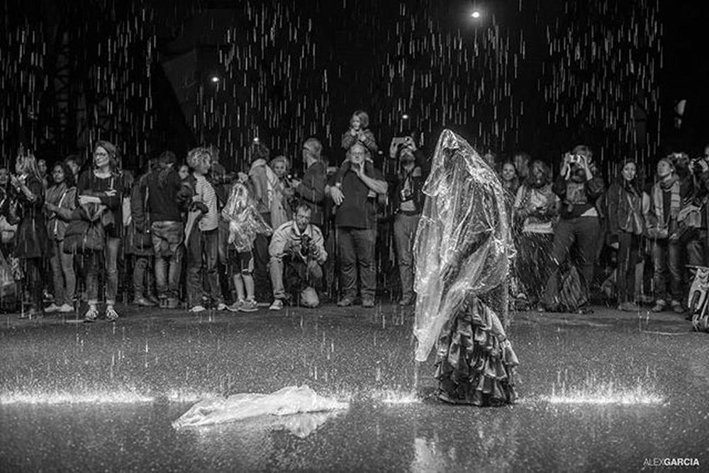 BIT.FALL - Julius Popp - Nuit Blanche 2015 Paris263 Igersparis Igrsparis 263photo Nuitblanche Nuitblanche2015 Parisart