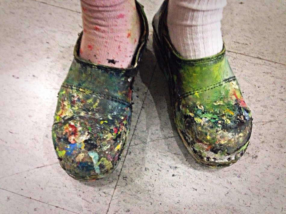 Working girls shoes Cool Stuff Having Fun :) Enjoying Life Walking Around