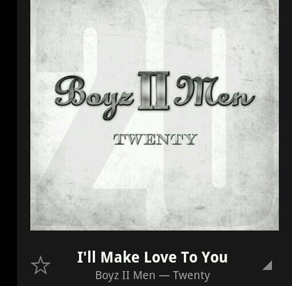 Boyz 2 Men Music Vibing ❤ Right Now