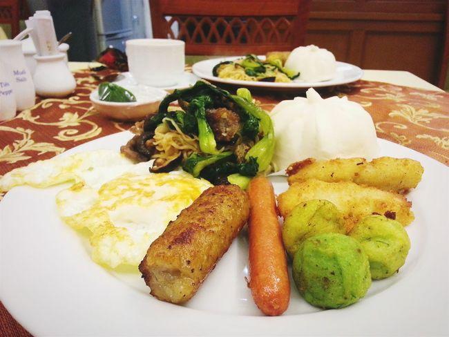 Vietnamese-style continental breakfast. First Eyeem Photo