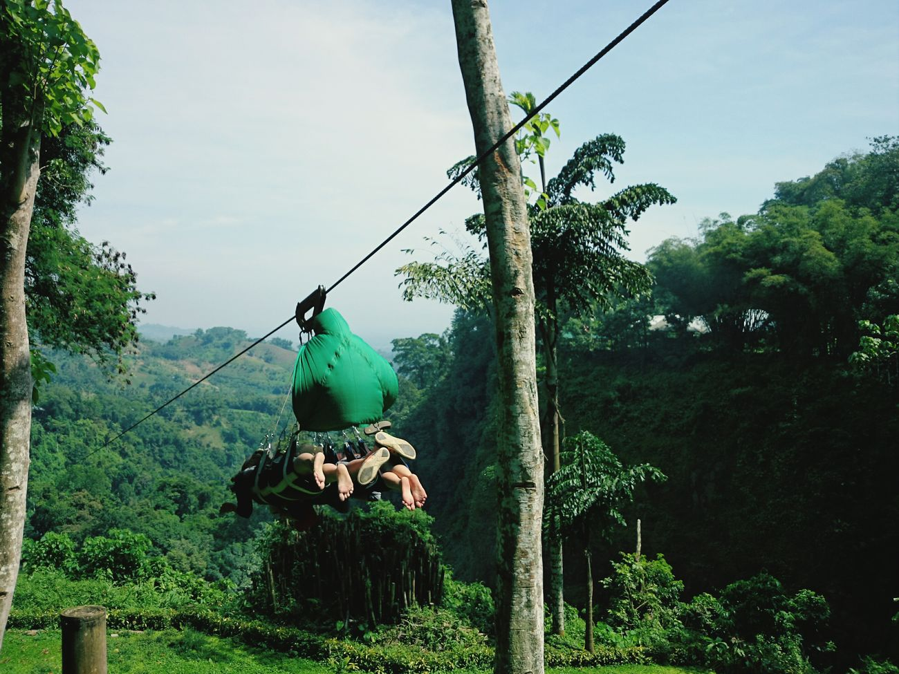 Adventure Southeast Asia Zipline Highest