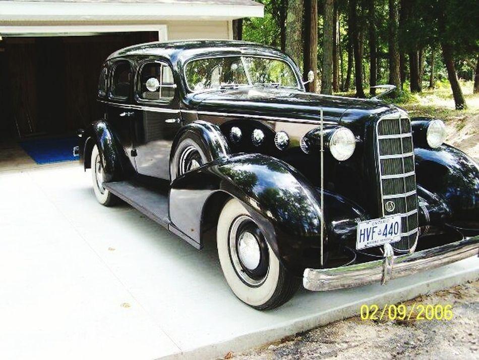 1935 Cadillac La Sale