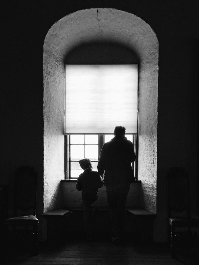 Daddy..? Urbanphotography Blackandwhite Photography Blancoynegro Blackandwhite EyeEm Best Shots OpenEdit