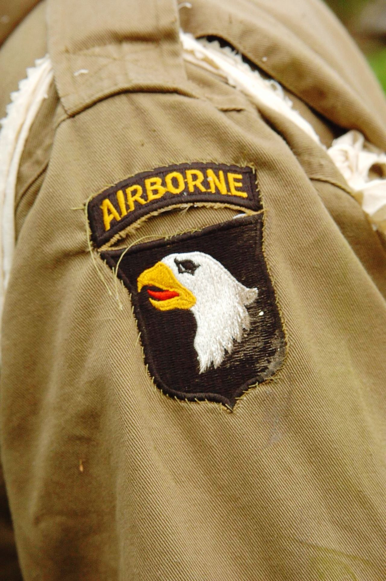 Airborne Paratroopers Dday Reenactment mylife infantry 101stairborne Airborne All The Way