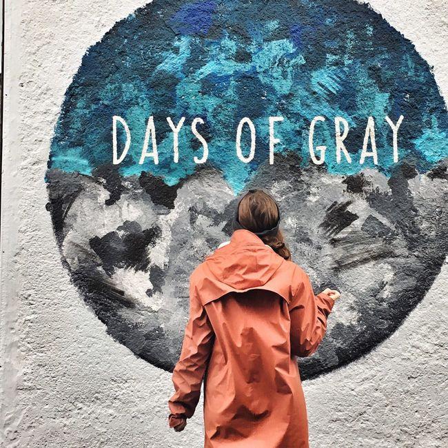 Street Art Days Of Grey Female Explorer