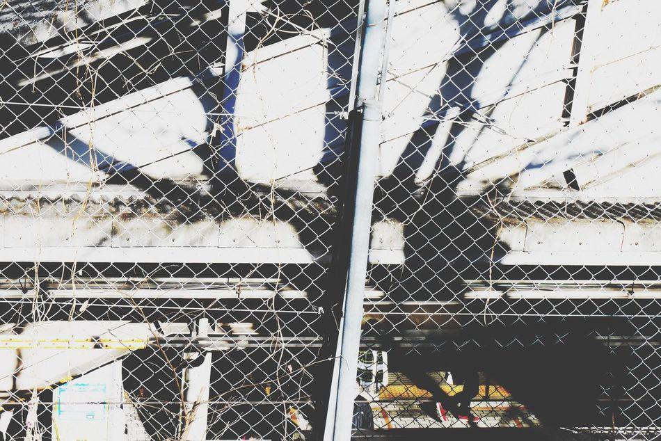 Platform/プラットホーム Platform Train Station Winter Snapshots Of Life Streetphotography LUMIX DMC-GM5K