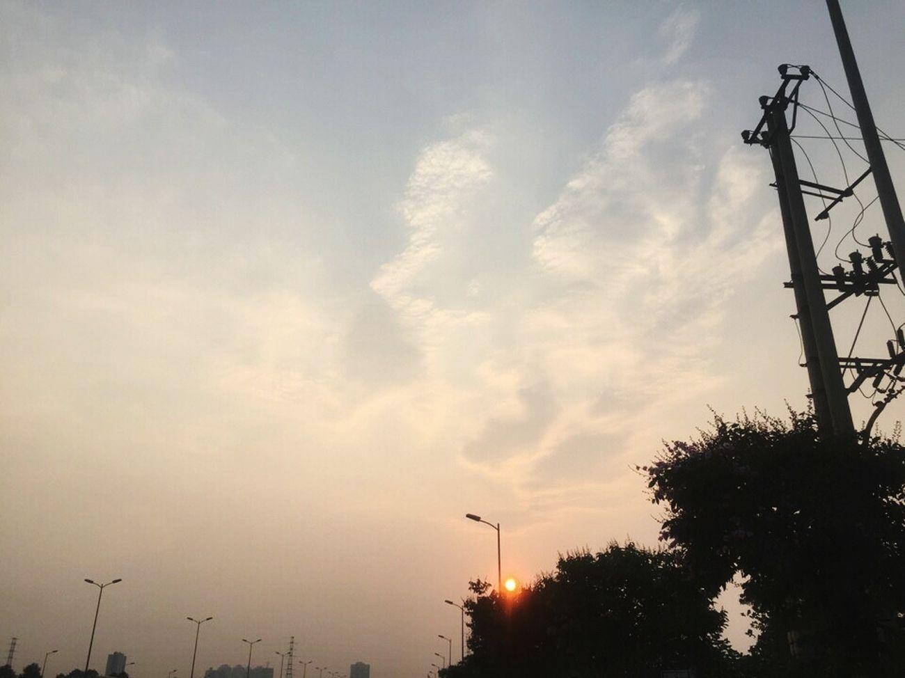 Sunset Withhim love