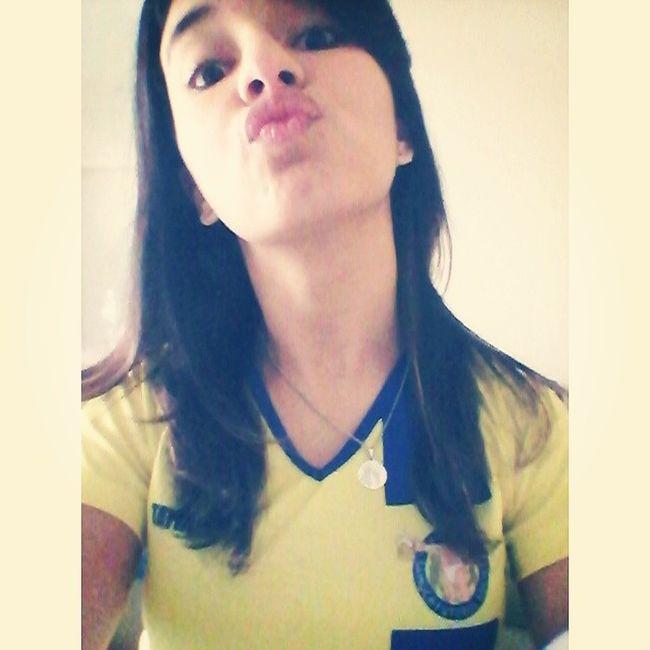 Hoje é dia de jogo, vamos samuca, vamos ser campeão O/ Vaisamuca SamucaFS SouMaisSamuca Timedocoracao FutebolSociety