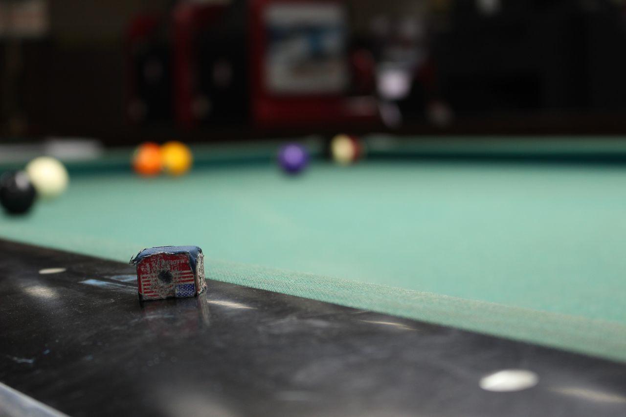 撞球 Billiards Casual
