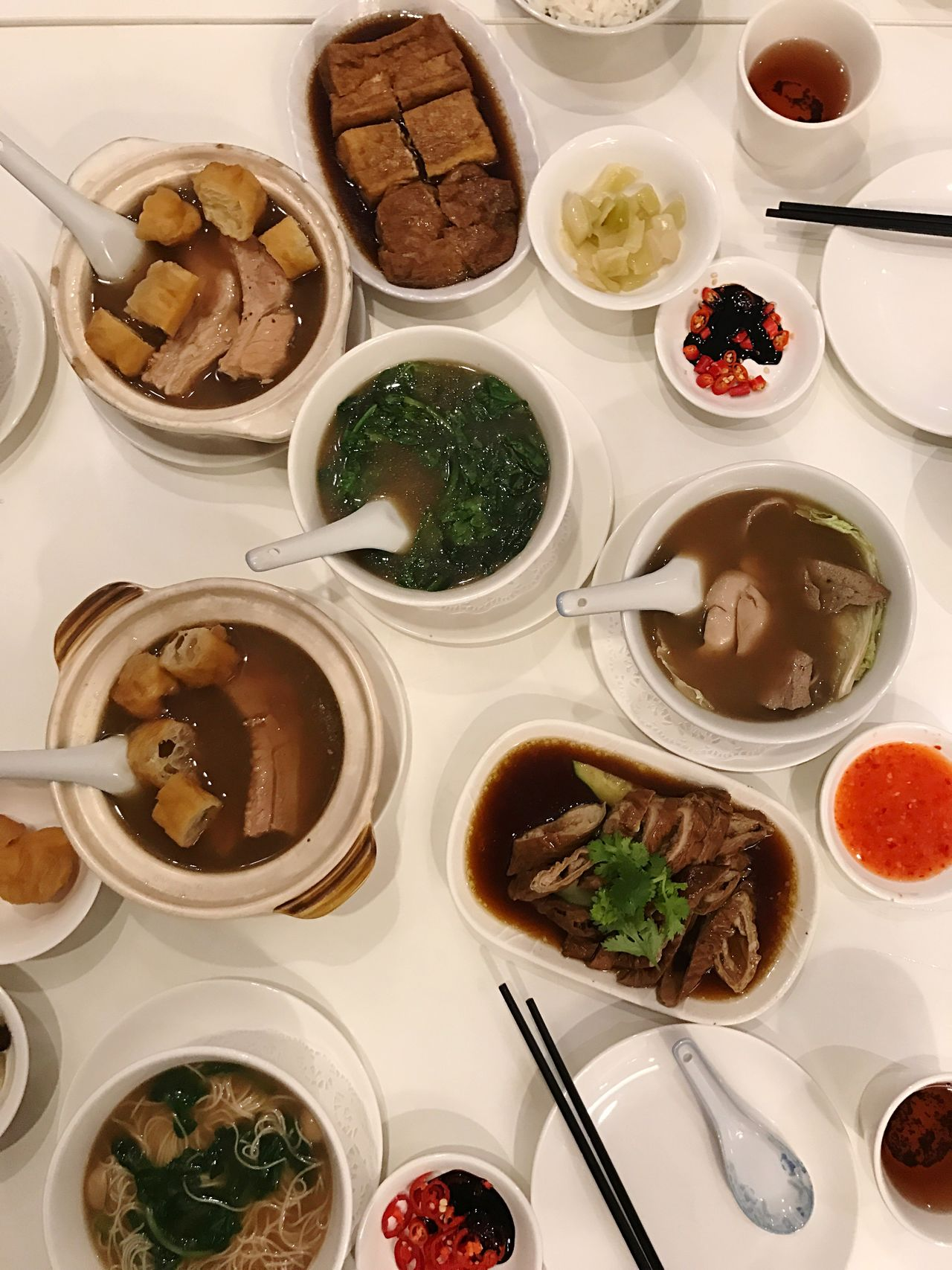Traditional Authentic Bak Kut Teh In My Mouf