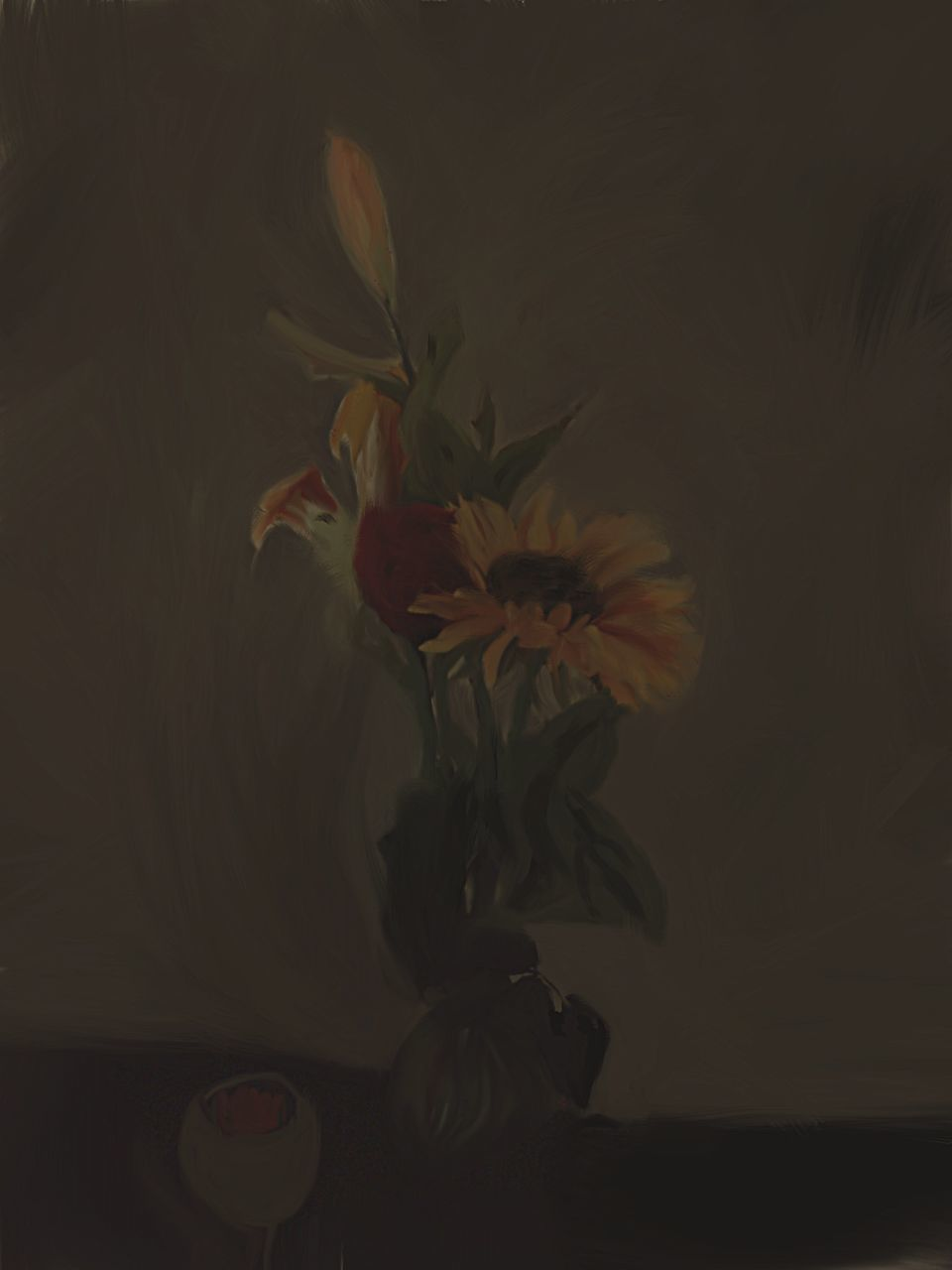 flower, vase, petal, growth, no people, plant, fragility, nature, indoors, flower head, freshness, beauty in nature, close-up, day